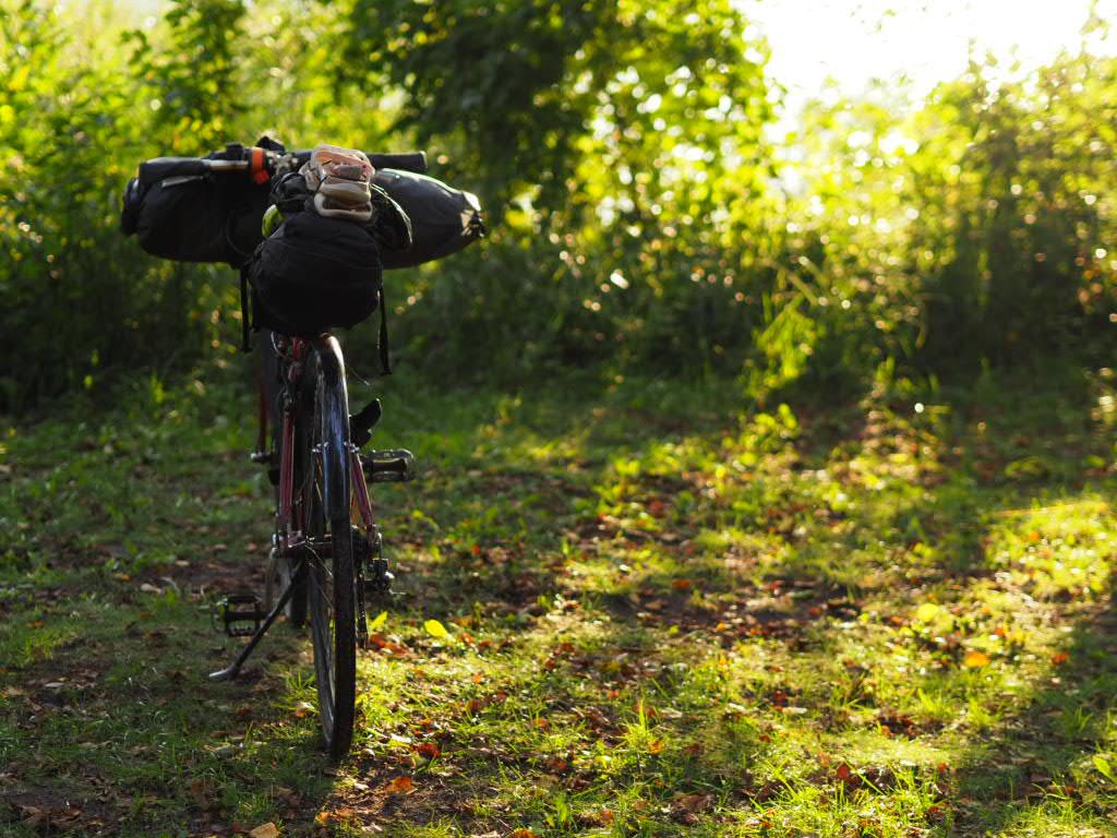 bikepacking pyörälaukut