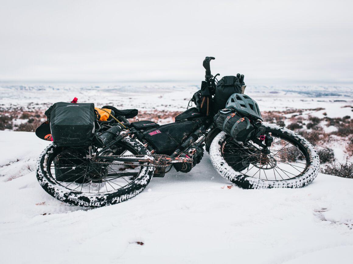 pyörälaukut bikepacking