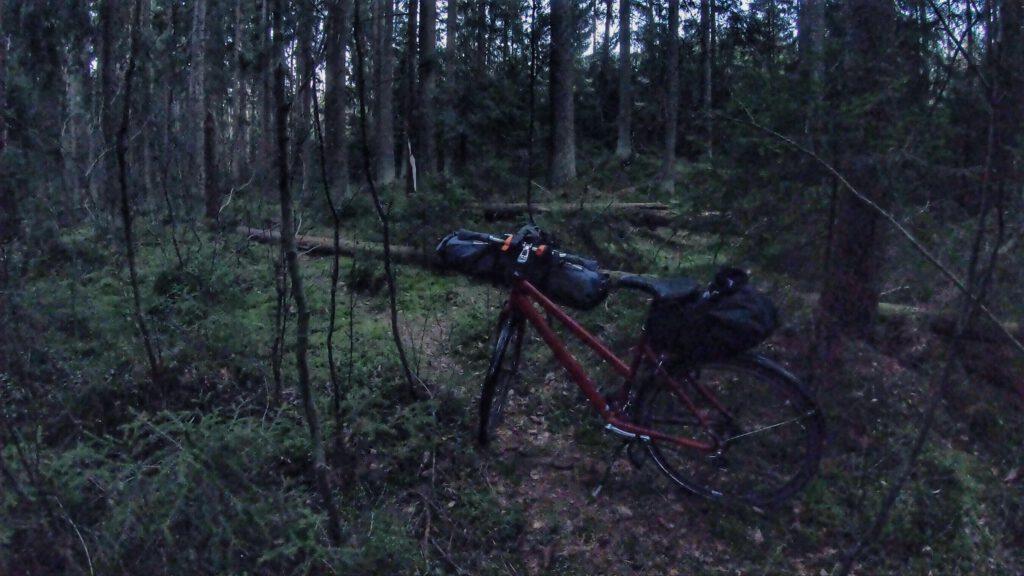 bikepacking itä-helsinki